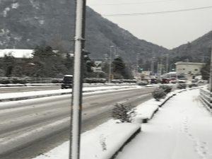 2/12-13の降雪