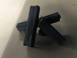 梅雨時期の炭の管理方法